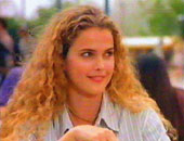Keri Russell of Felicity played Mary's friend from detention that took her to a Fraternity Party