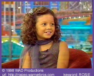 Miss Mackenzie Rosman on the Rosie Show
