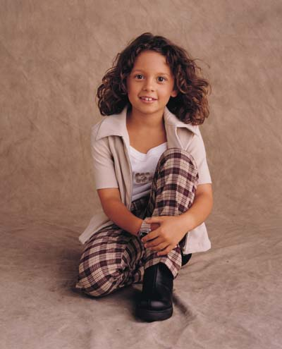 *The true star of 7th Heaven*